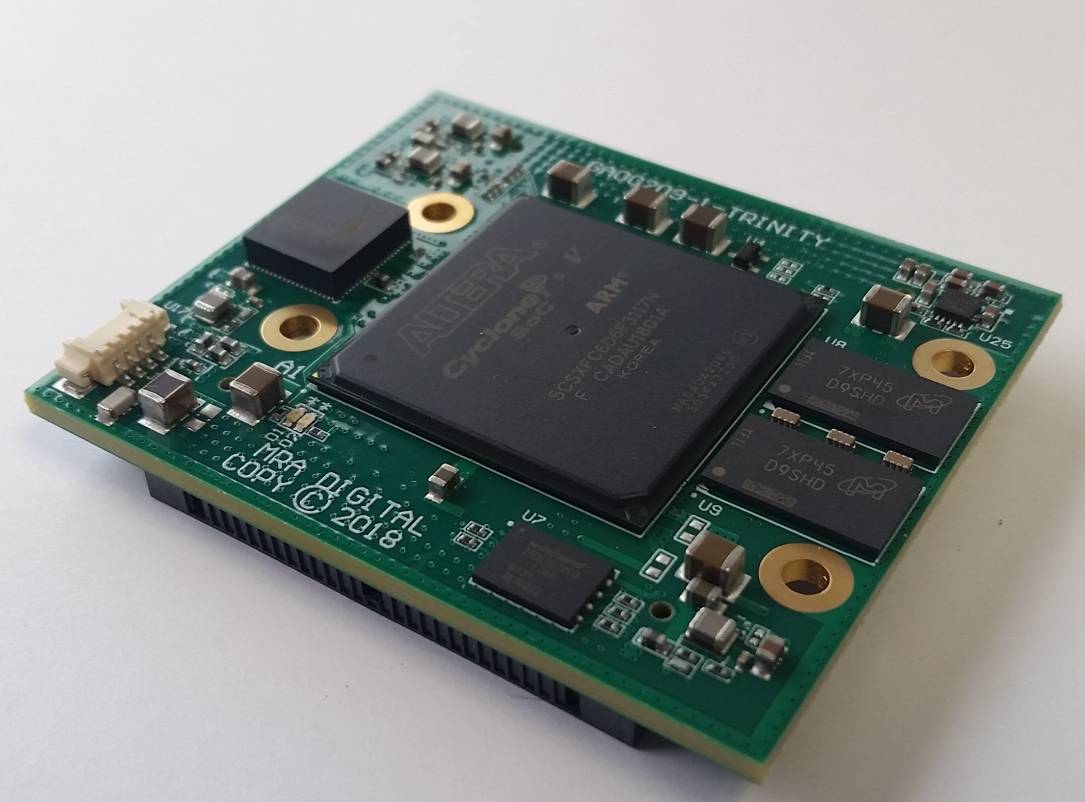 FPGA SOMs
