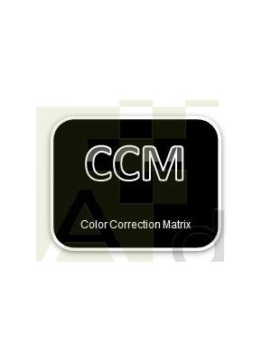 IPC-Color Correction Matrix
